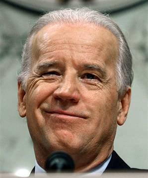 "Biden plans to leave half his IQ back in Delaware ""to make it fair,"" he says."